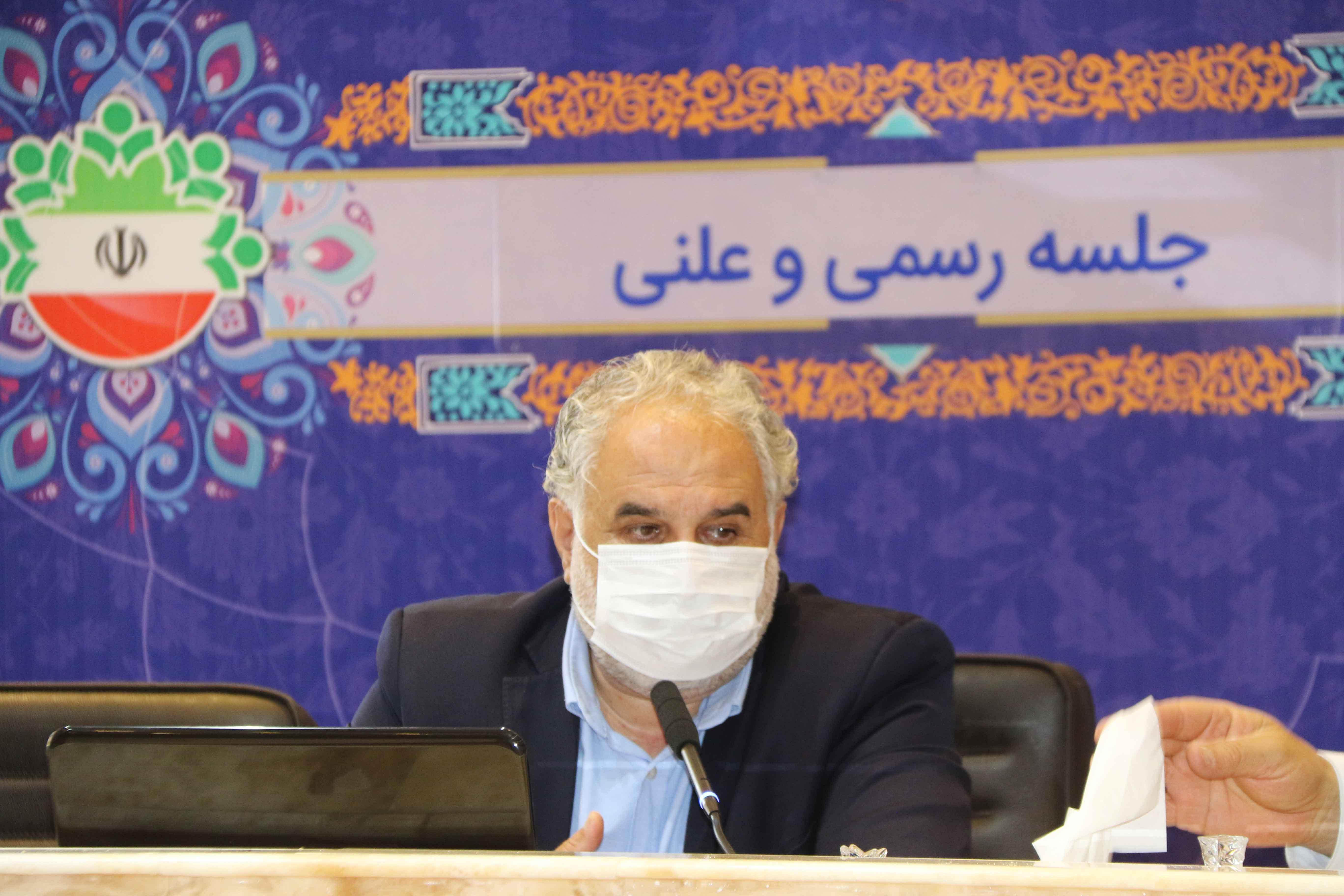 راشاد رییس شورای شهر زنجان